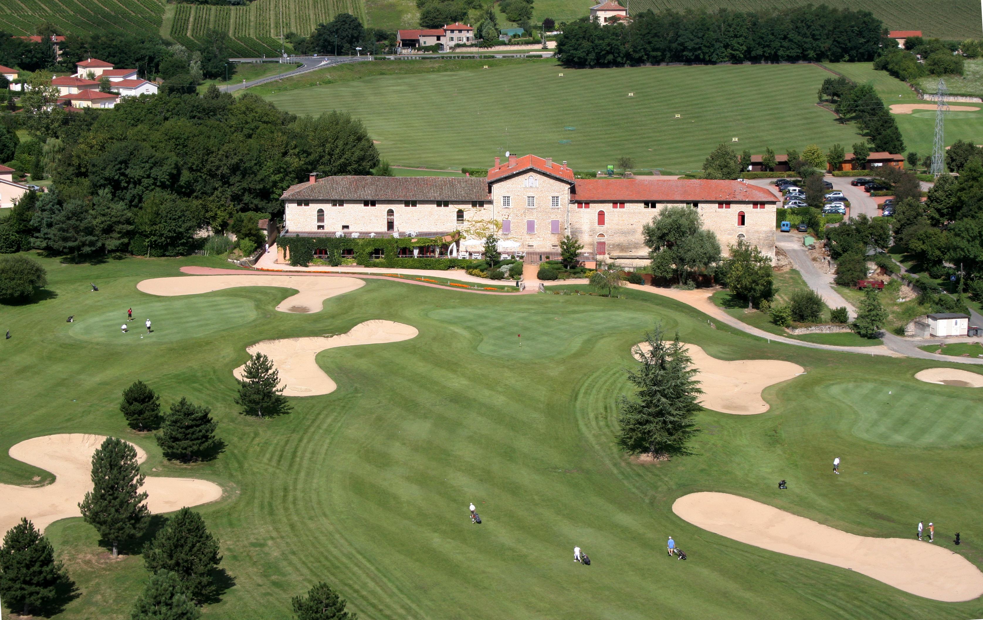 Golf Du Beaujolais