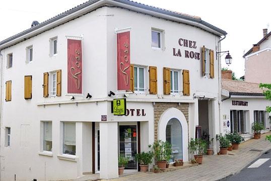 Restaurant Chez la Rose